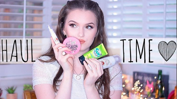 Haul Time : BB Cosmetics Edition + Review