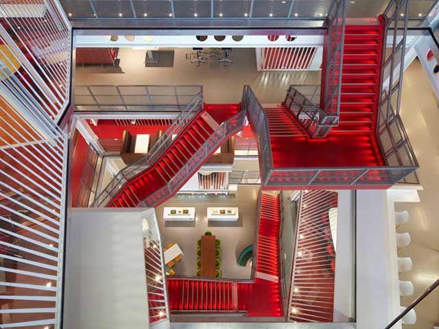 Hauptquartiere Coolem Buerodesign | Möbelideen