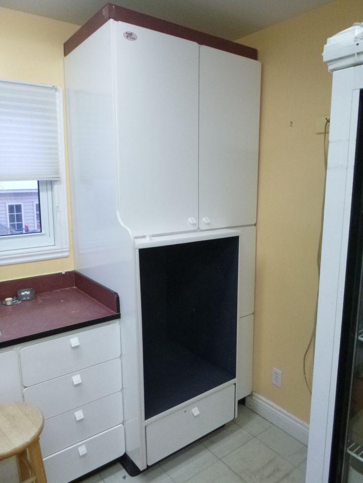 Meuble pour lave vaisselle integrable excellent meuble - Montage porte frigo encastrable ikea ...