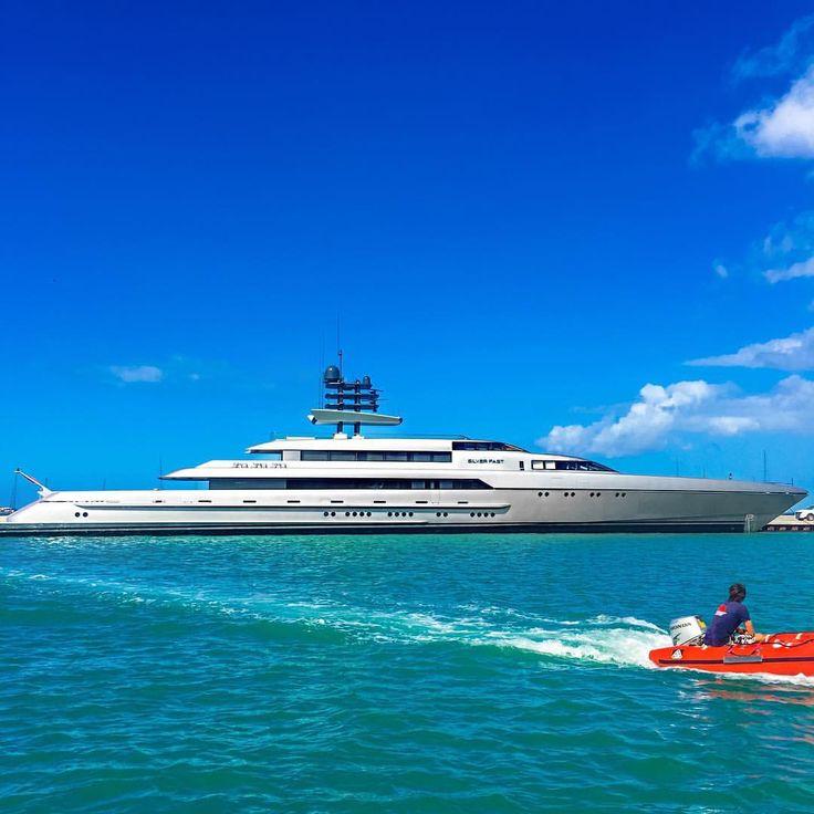 """S I L V E R F A S T"" By Silver Yachts with design"