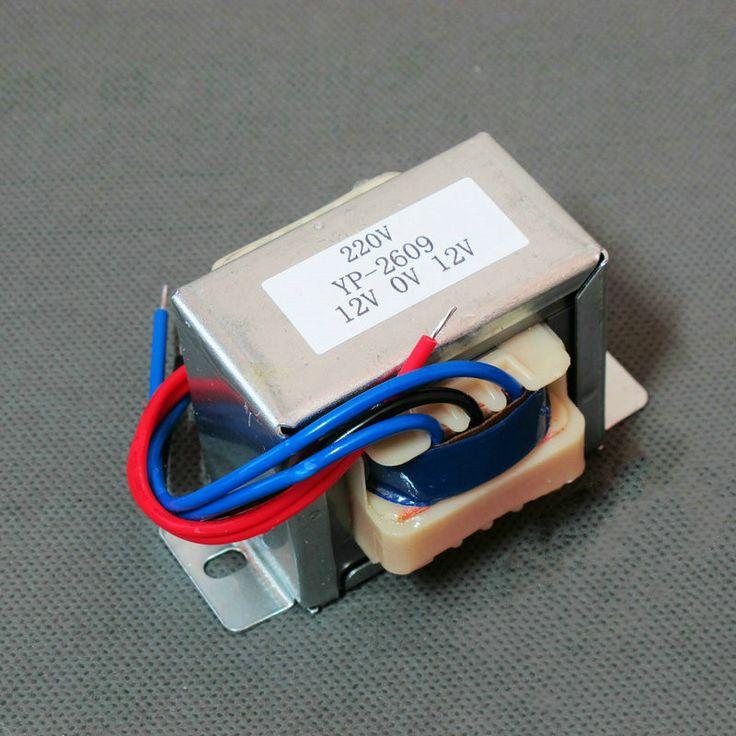 $24.99 (Buy here: https://alitems.com/g/1e8d114494ebda23ff8b16525dc3e8/?i=5&ulp=https%3A%2F%2Fwww.aliexpress.com%2Fitem%2F30VA-E-type-transformer-12V-0-12V-30W-transformer-Dual-12v-220-v-to-12-v%2F32579002161.html ) 30VA E type transformer 12V-0-12V 30W transformer Dual 12v 220 v to 12 v for amp TDA2030A TDA1521 for just $24.99