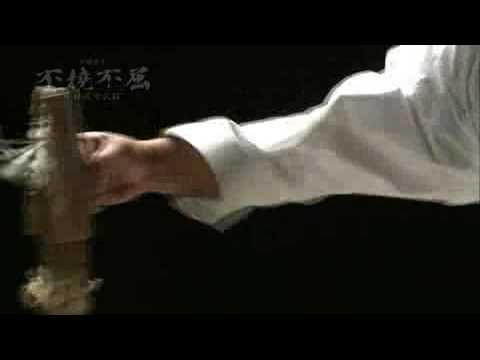 Taira Sensei Makiwara - YouTube