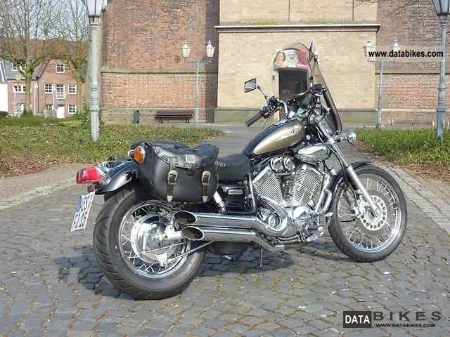 2003 Yamaha  Virago 535 Motorcycle Chopper/Cruiser photo