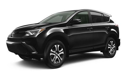 2016 Toyota RAV4 @ Milton Toyota in Greater Toronto Area