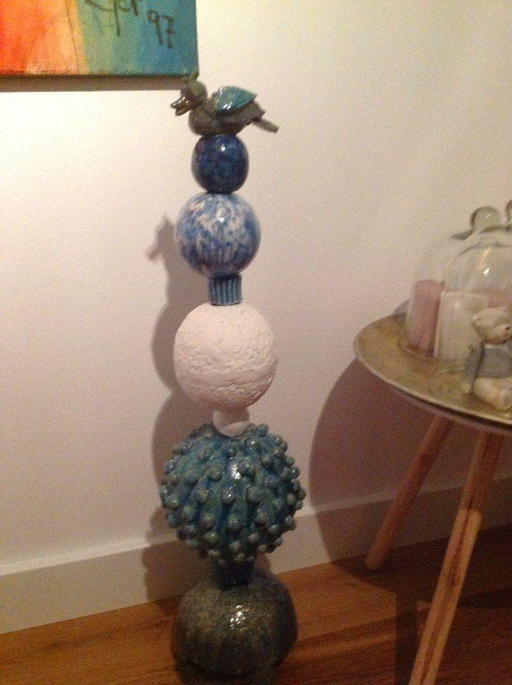 47 Best Images About Keramiek Totempalen Ceramic Totems