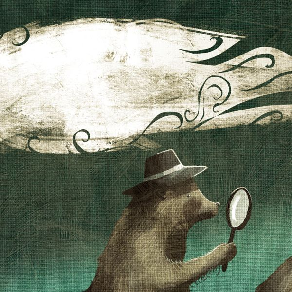 Current, ongoing work... by Jago Silver, via Behance