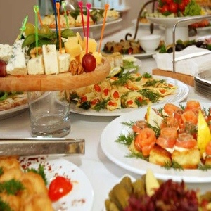 50th wedding anniversary party ideas food