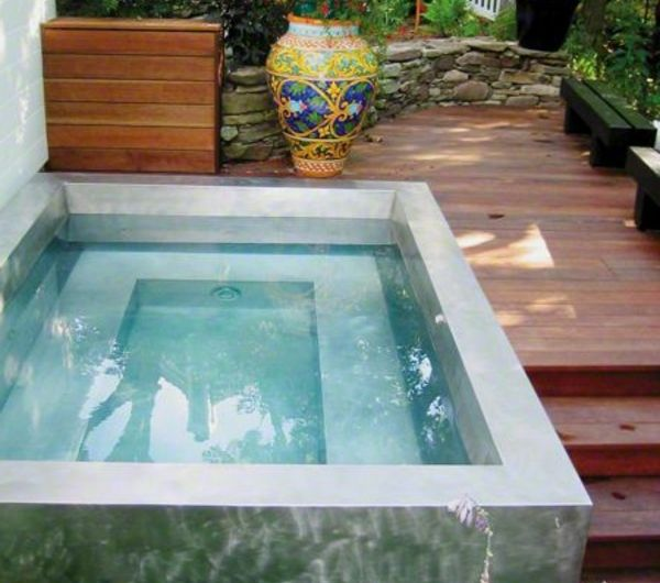 331 best piscine images on Pinterest Swimming pools, Swiming pool - piscine en bloc a bancher