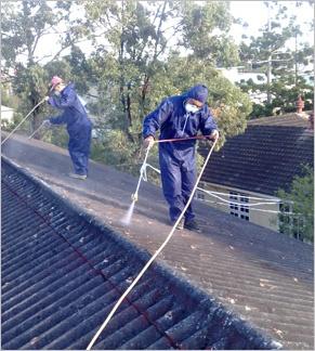 roof restoration lismore nsw