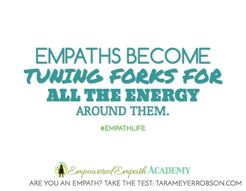7 Signs that You are an Empath: Common Empath Traits and How They Manifest Tara Meyer-Robson  July 24, 2015  It took me a long time to figure out that I'm an Empath. I'd like to save you some of the pain and exhaustion I went through!  How do you know for sure you are an Empath? Here are 7 Empath traits:  Empath Trait #1: You feel pain and suffering deeply. I can't watch war movies. Or violent movies. Or the news.  It's not that I'm in denial of the bad stuff that goes on in the world…