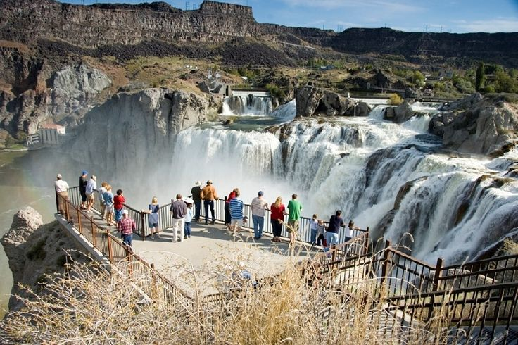 Shoshone Falls I Have Stood There And It