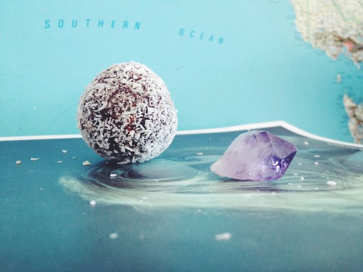 Super-Easy Choc-Jaffa Bliss Balls Recipe