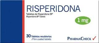 Risperidona - tratamentul psihozelor schizofrenice acute si cronice si a altor stari psihotice...http://www.medpont.ro/medicamente/risperidona-prospect/