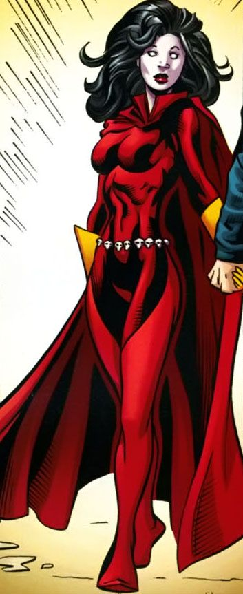 Warlock's Daughter (Darla Aquista) | The Ultimate DC ...