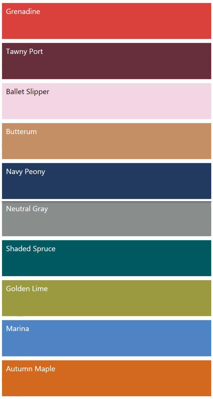 colores que se usan otoño invierno 2017