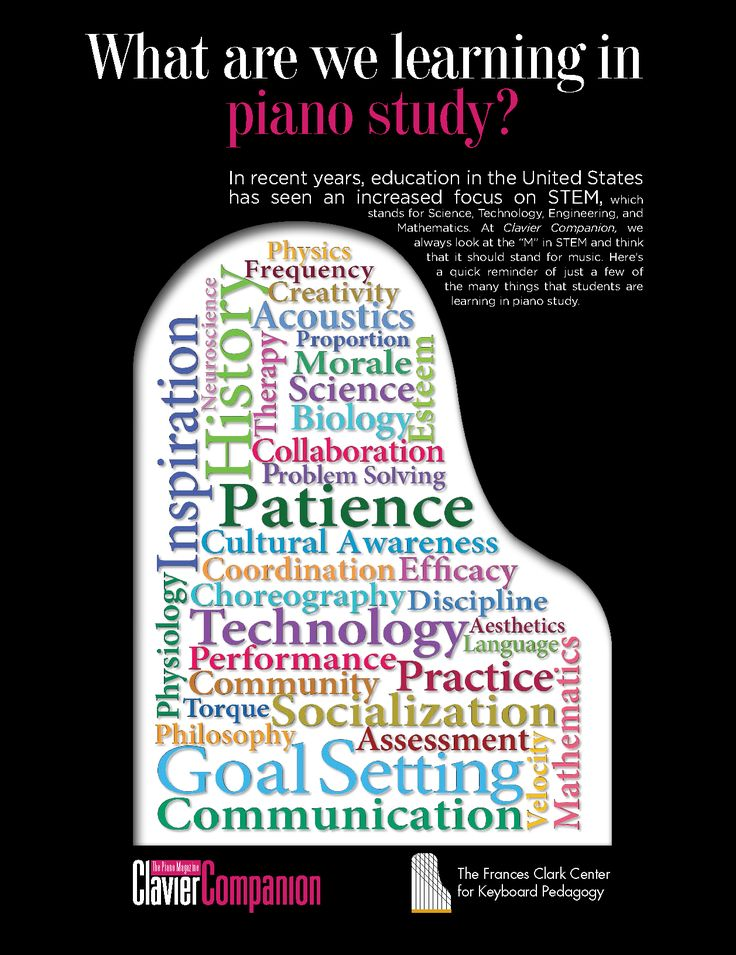Why Study Music? : Centre for Musical Minds : This page outlines the benefits of studying a musical instrument as documented by authoritative research.