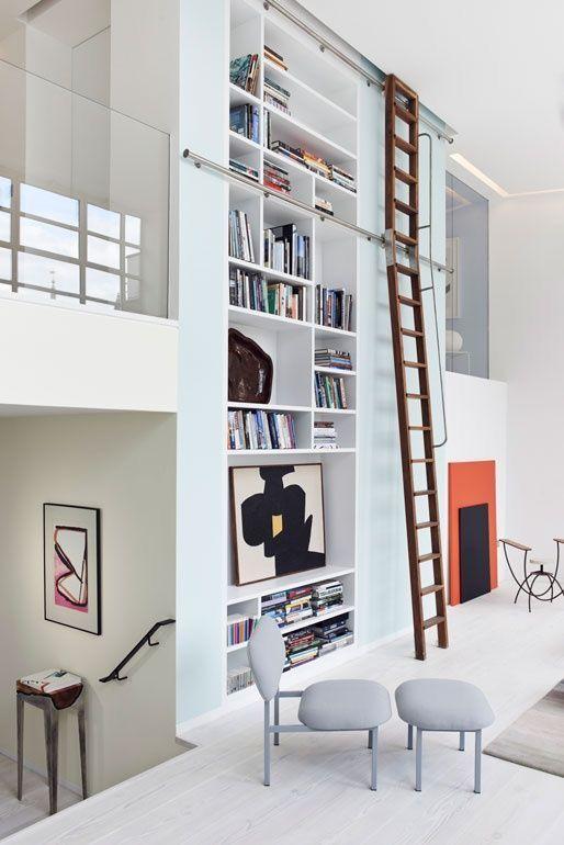 The Saint Martins Lofts, London / Lifschutz Davidson Sandilands (architects)  And Darling Associates (interiors)