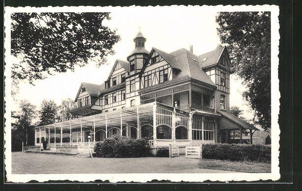 Deze villa iepenburg in schoten is een mooi voorbeeld van een