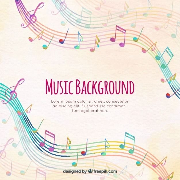 24 Lovely Border Decoration Design Colourful Music Notes Background Music Notes Iphone Wallpaper Music