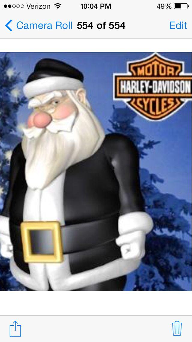 A Harley Christmas More