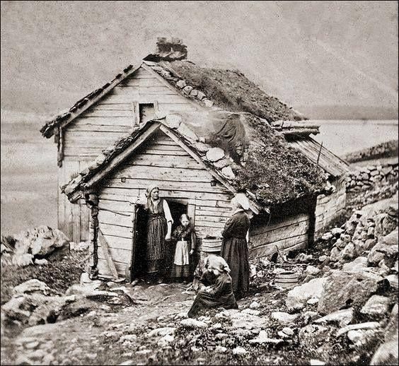 Scandinavia 1870