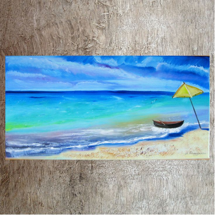 "I will paint your vacation. Personalized Gift. Original Oil Painting on Canvas. Landscape Painting. Large Painting. Wall Art. Home Decor. 18"" x 24"". 46 x 61 cm. Unframed. These are only examples of paintings, and they are not available for sale. BY ORDER ONLY.  Capture your vacation memories forever by having an original oil painting created.  Give me your best vacation photo(s), and I will paint your vacation for you! It will not be an identical copy, but will look quite similar."