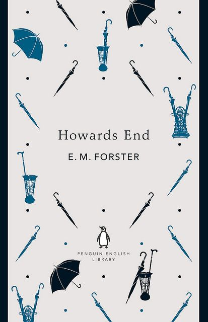 """Quote from Howards End: """"All men are equal - all men, that is, who possess umbrellas."""""""