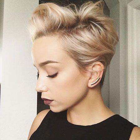 Girl Pixie Hair