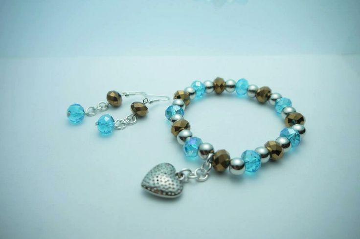 bracelet manilla hermosa