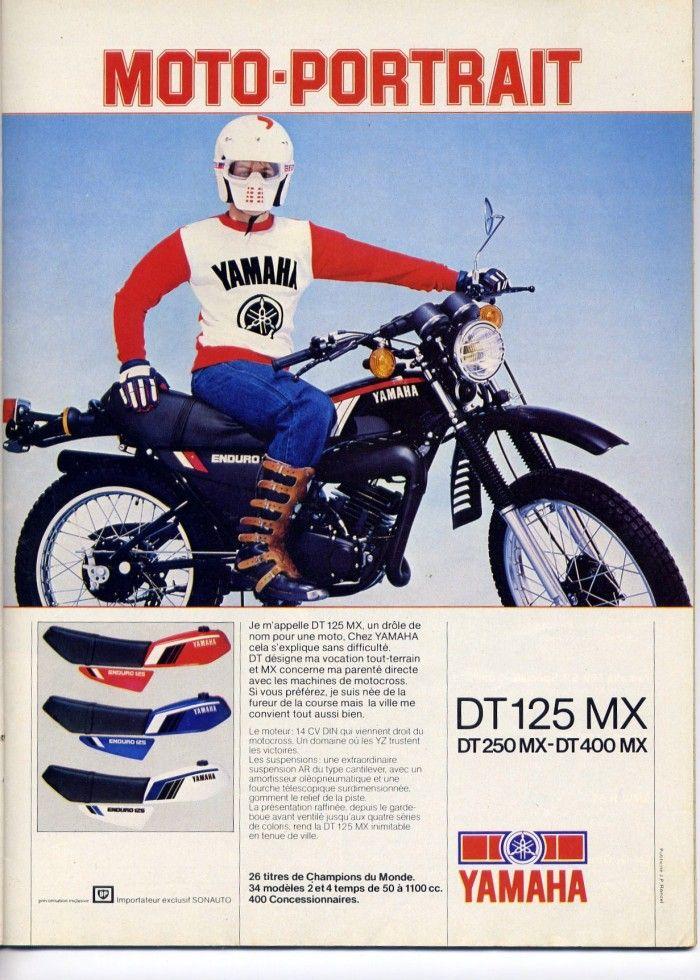 Les 125 yamaha : YZ DTMX TY DT... et les vôtres ! / Le Guide Vert