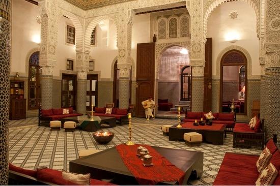 Dining Room Arabic