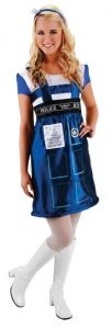 Doctor Who Tardis Dress - New for 2013