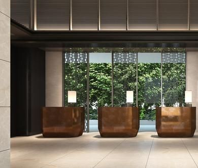 Intercontinental Robertson Quay - Singapore - Interiors - SCDA