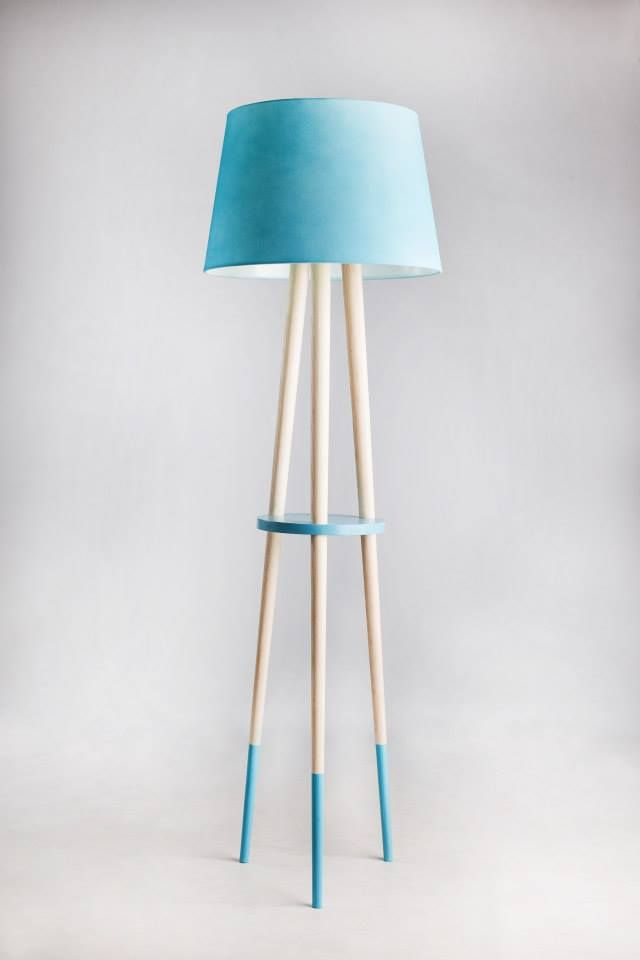 lamp#wood#blue#lampada#design#arredamento#furniture#