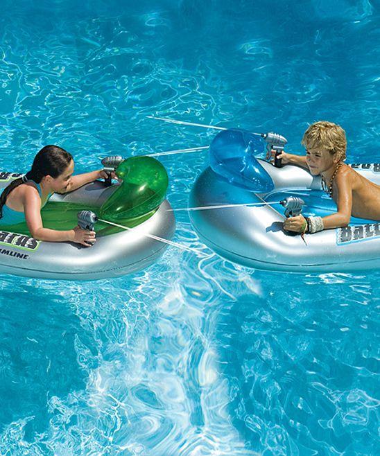 Battleboards Water Squirter Float Set