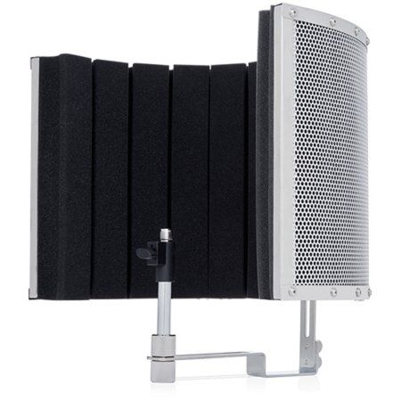 Marantz Professional Sound Shield Live , Vocal Reflection Baffle for Studio Recording (Mic Stand Mount)
