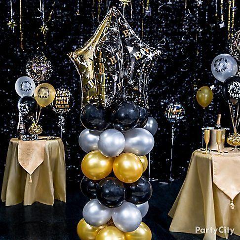 43 best NYE Décor, Favors & Accessories images on Pinterest | New ...