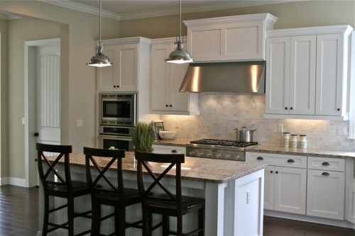38 Best Images About Kitchen On Pinterest Islands Cabinets And Kitchen Vent Hood