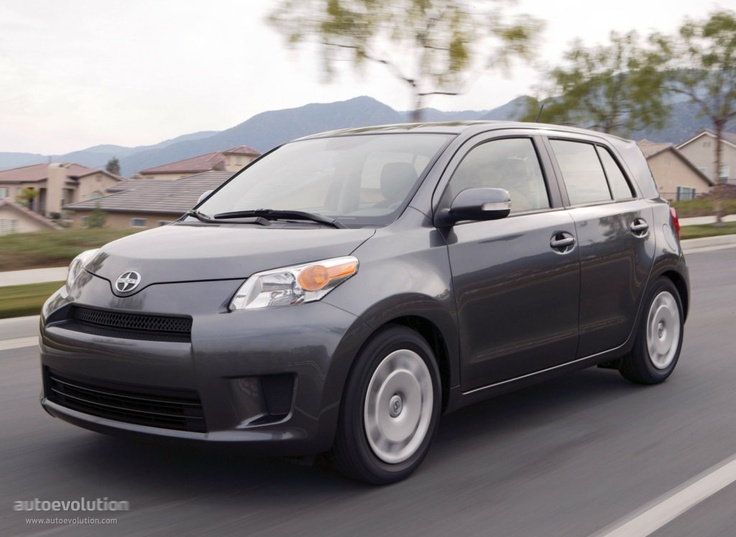 SCION xD, my dream car <3