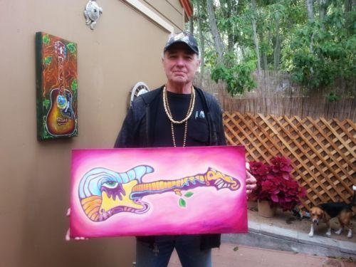 Firmado Por Jason Becker y Gary Becker Art Print Alma Del Alma (16x12 pulgadas)