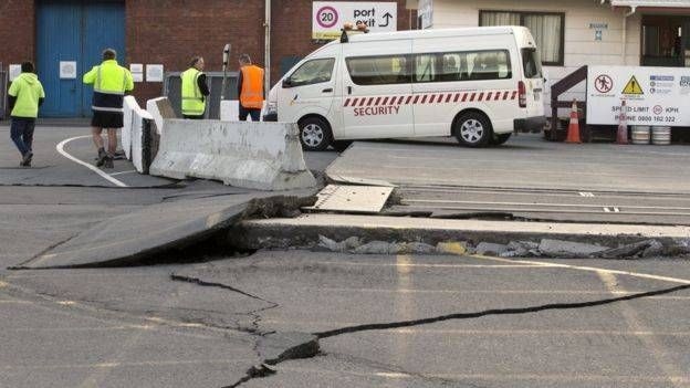 New Zealand earthquake: Two dead following powerful tremor, towns cut off and thousands stranded, earthquakes News , Breaking News, World News