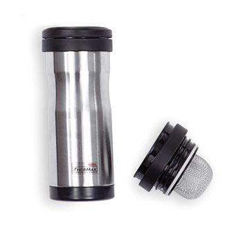 Thermos Nissan Tea Tumbler with Infuser, 14 ounces ($23)