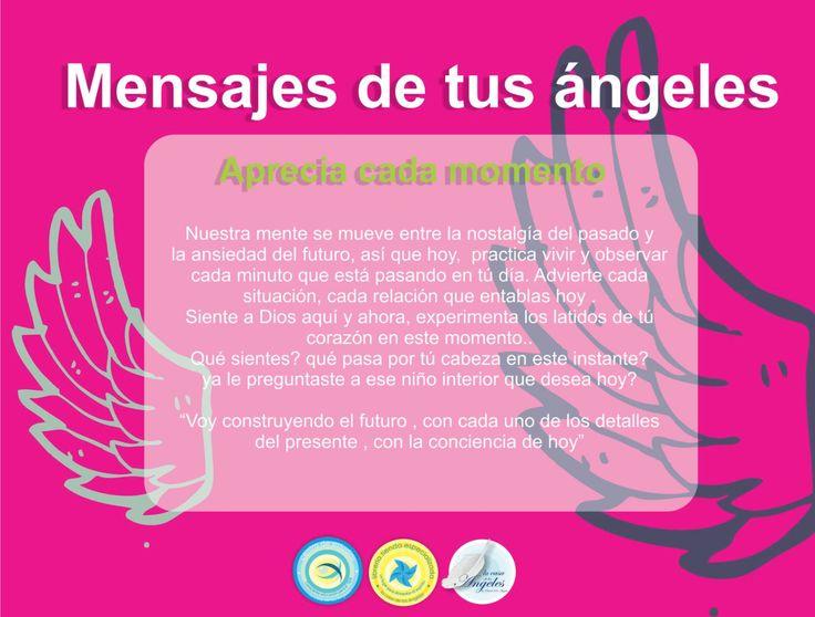 Mensaje de los Ángeles.