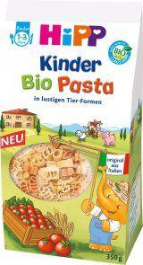 Hipp Bio Makaron dla Dzieci Zwierzątka 12m 350g - Pozostałe - Żywność dla dzieci - DLA DZIECI