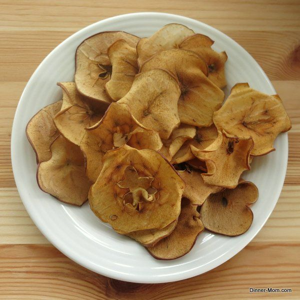 Baked Apple Chips | Recipe | Baked Apple Chips, Apple Chips and Baked ...