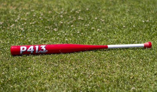 My next bat... The GSC (God's Sports Company) P413 Senior Softball Bat. Only Senior bat with a 1 year warranty.