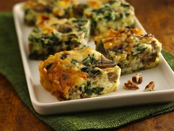 Mushroom-Pecan Appetizers | Gluten Free