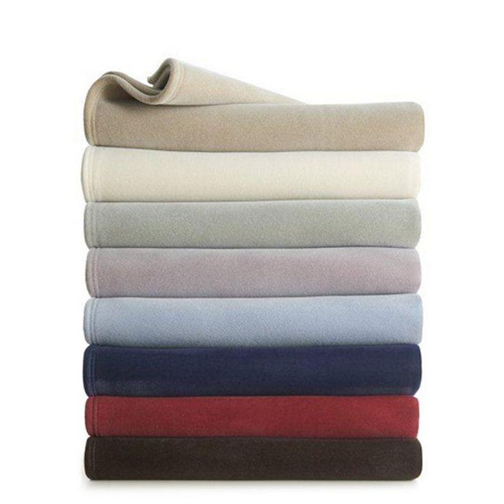 WestPoint Home Vellux Blanket - Blankets at Hayneedle $31.98 Queen Sz.