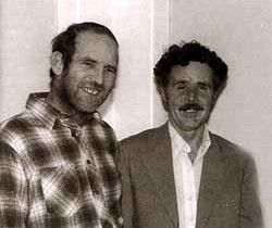 Ottis Toole and Henry Lee Lucas Serial Killers. Christine Rainey Robertson side the tree