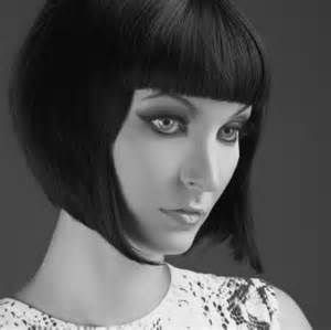 hair styles for straight hairs 17 best images about the bob on chin length 8357 | 028d3abac6c8357d93e47a537a8a644d